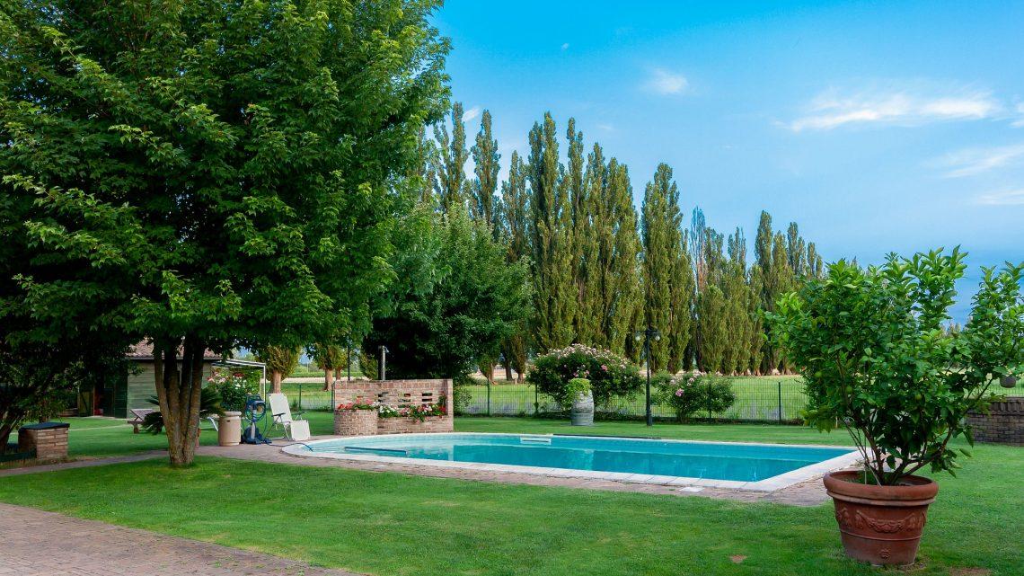 Je eigen zwembad in je tuin!